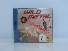 Wild Metal  Dreamcast Brand New and sealed ,100% Pal Game( AUS )