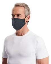 Tommie Copper Face Masks - Unisex 2-Pack Adjustable Kills Odor Causing Microbes
