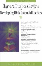 Harvard Business Review on Developing High-Potential Leaders (Harvard Business..