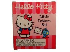 Hello Kitty Little Letters Set Ages 6+ Cute Mini Stationary Complete Box Set