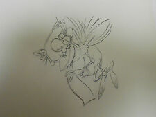 Raid Bug Spray Tv Commercial Animation Production Pencil Drawing Sc-1 L-15