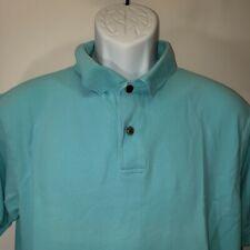 Jos A Bank Polo medium  light blue # 105