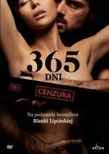 365 dni DVD POLISH  Shipping Worldwide
