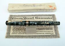 Conway Stewart 388 Fountain Pen with Box & Papers