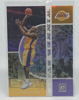 2019-20 OPTIC WINNER STAYS PRIZM #17 SHAQUILLE O'NEAL LAKERS
