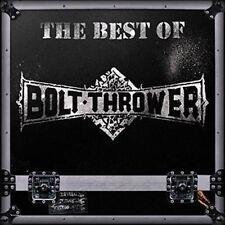 Bolt Thrower Best of Bolt Tyhrower CD 12 Track (mosh571) European Earache 2016