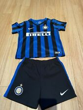 Inter Milan Football Strip Age 3-4