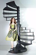 Spiral Stair for Dolls 1/4 Tonner BJD Cami 16-18 inch Furniture Diorama Ladder