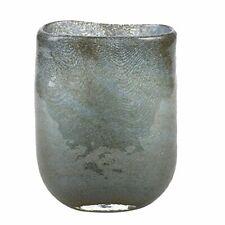 Lambert Vase Cellini oval Petrol Blau (21,5cm)