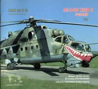 Verlinden Publications Lock On No.16 Mi-24W Hind E Gunship Reference Book #733