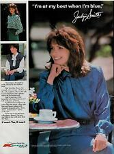 1987 JACLYN SMITH for Kmart   FASHION Magazine  PRINT AD