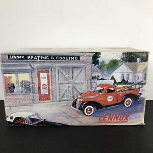 Lennox 1937 Studebaker Die Cast Truck Bank