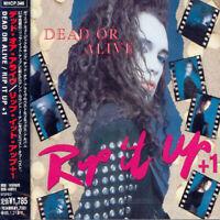 Dead or Alive - Rip It Up [New CD] Bonus Track, Japan - Import