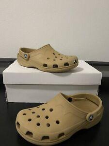 Crocs Beige Colorway Men Size 7