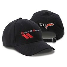 Corvette Grand Sport Cap/Hat - Black : C6 Grand Sport 2006-2013
