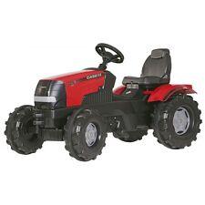 Rolly TOYS case puma cvx 225 sin cargador frontal tractor tretttraktor rojo