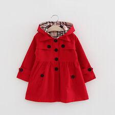 eab03217a Buy Girls  Cotton Blend Party Winter Coats