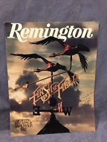Remington Sporting Firearms & Ammunition 1982 Catalog