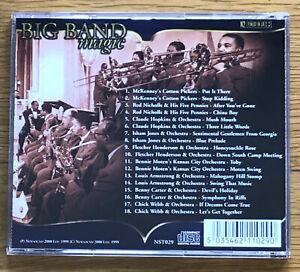 BIG BAND MAGIC McKenney's Cotton Pickers, Isham Jones, Bennie Moten, Chick Webb