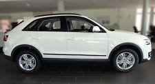 Zierleiste Seitenschutz Türschutz für Audi Q3 SUV/5-Türer 2011-