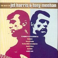 Jet Harris and Tony Meehan : The Best Of Jet Harris & Tony Meehan CD (2000)