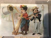 (lot of 11) antique Valentines 1890, 1906, 1916 (read below)