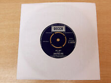 "EX- !! Jonathan King/Hey Jim!/1972 Decca 7"" Single"