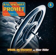 RAUMSCHIFF PROMET - FOLGE 4-SPRUNG INS UNGEWISSE TEIL 2 (DAS AUGE DES  CD NEU