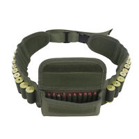 Tourbon Shooting Shotgun Cartridges Belt Ammo Side Pouch Sling Shells Bandolier