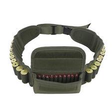 Tourbon Shooting Shotgun Cartridges Belt Ammo Side Pouch Sling Shells Bandolier
