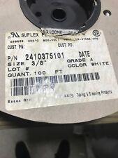 """Suflex Flexicone 200 3/8"""" Grade A White 100ft PN: 2410375101"""