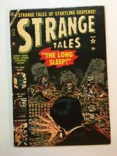 STRANGE TALES # 25 , VERY RARE CLASSIC , COMPLETE , CHEAP PRICE.