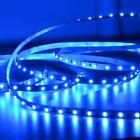 Waterproof 12V Blue 3528 SMD 300 Leds LED Strips Led Strip Lights 5M Car Boat