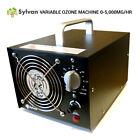 SYLVAN Ozone Machine Generator OX-6000 110V Shock Treatment Air Purifier Timer
