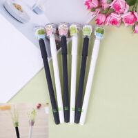 Creative Cultivate Plant Gel Pen Garden Grow Grass Pens Children Stationery