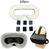 For Oculus Rift S/CV1/Quest VR Virtual Reality Disposable Eye Mask Pad 100pcs