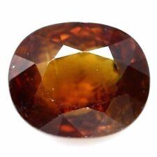 TOP SPHENE : 4,46 Ct Natürlicher Braun Sphen / Titanit  aus Ceylon