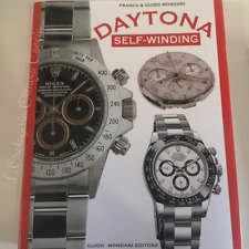 Rolex Daytona Self-Winding Libro di Franca and Guido Mondani (Copertina Rigida, 2019)