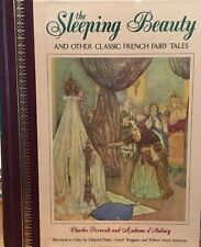 The Sleeping Beauty and Other Classic French Fairy Tales by Charles Perrault