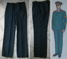 CCCP Pantalon de parade OFFICIER russe Soviétique USSR URSS