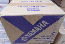 """New listing Yamaha Ns-Iw660 6-1/2"""" In-Wall Speakers ( Pair ) Nsiw660"""