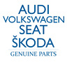 Original VW SKODA AUDI SEAT Caddy Fox Zwölfkantschraube M14X1 5X47 N90304506