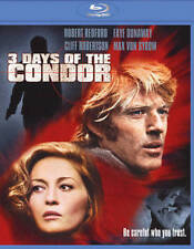 THREE DAYS OF THE CONDOR NEW DVD