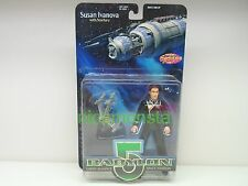 Babylon 5 WB Toy Previews Exclusive Susan Ivanova Action Figure with Starfury