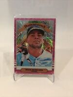 2019 Panini Donruss Optic Pink Velocity Prizm Diamond Kings Yoan Moncada /199
