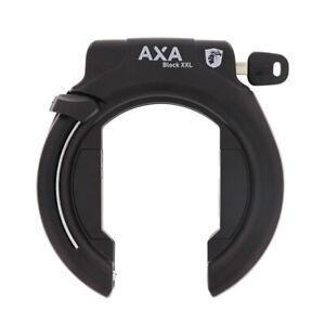 E-Bicycle Frame Lock Block XXL AXA E-Bike E-Cycle 4 Larger Tyres / Fitting Kits
