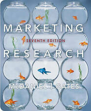 Marketing Research: WITH SPSS, Mcdaniel Jr., Carl & Gates, Roger, Used; Good Boo