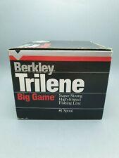 1pc Berkley Big Game Monfilament Bulk Spool Choose Weight
