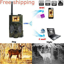 16MP 1080P HD Hunting Trail Camera Video Scouting Infrared Game MMS EMAIL SMS