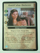 1999 Babylon 5 Ccg - Severed Dreams - Rare Card - Entil'Zha Delenn
